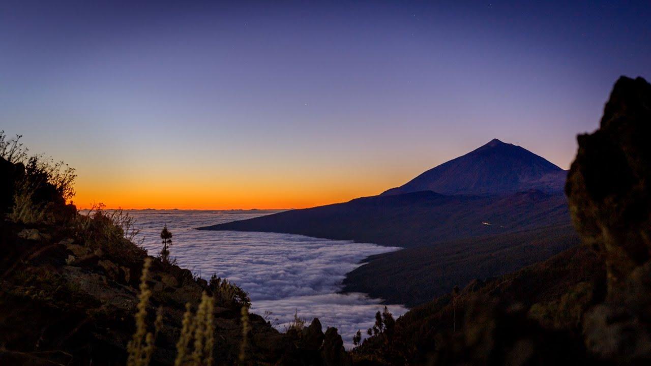 Mount Teide, Tenerife, Canary Islands, Spain, Africa - YouTube