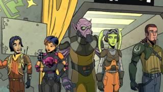 bande-annonce Star Wars Rebels - T.1