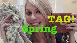 Spring TAG!