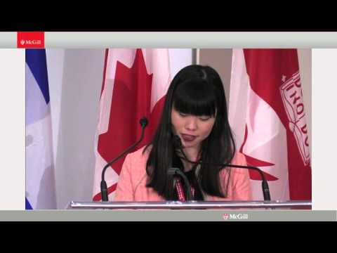 """Panel 5: Human Rights and Global Migrations - """"Canada on the Global Stage"""""""
