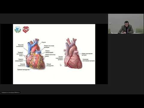 Запись вебинара «Эндоваскулярная хирургия при болях в сердце»