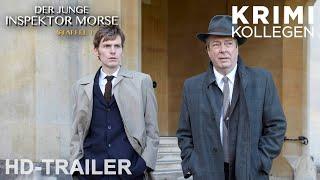 DER JUNGE INSPEKTOR MORSE - Staffel 1 - Trailer Deutsch [HD] || Krimi Kollegen