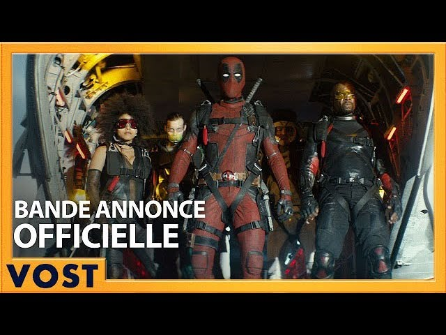 DEADPOOL 2 | Bande Annonce [Officielle] VOST HD | Greenband | 2018