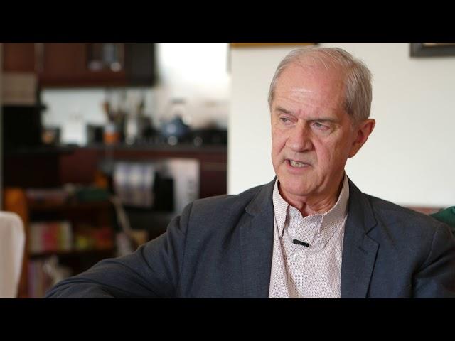 In gesprek met Roelf Meyer