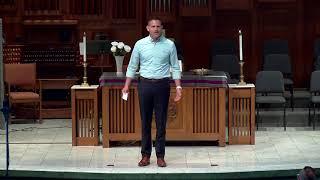"Sermon 7.18.21 ""Orison / Living a Life of Prayer"""