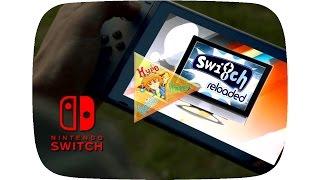 Nintendo Switch Reloaded ★ Parodie ♪ Happy Hermy Hype ♪
