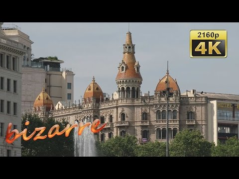 First Steps in Barcelona, Catalonia - Spain 4K Travel Channel