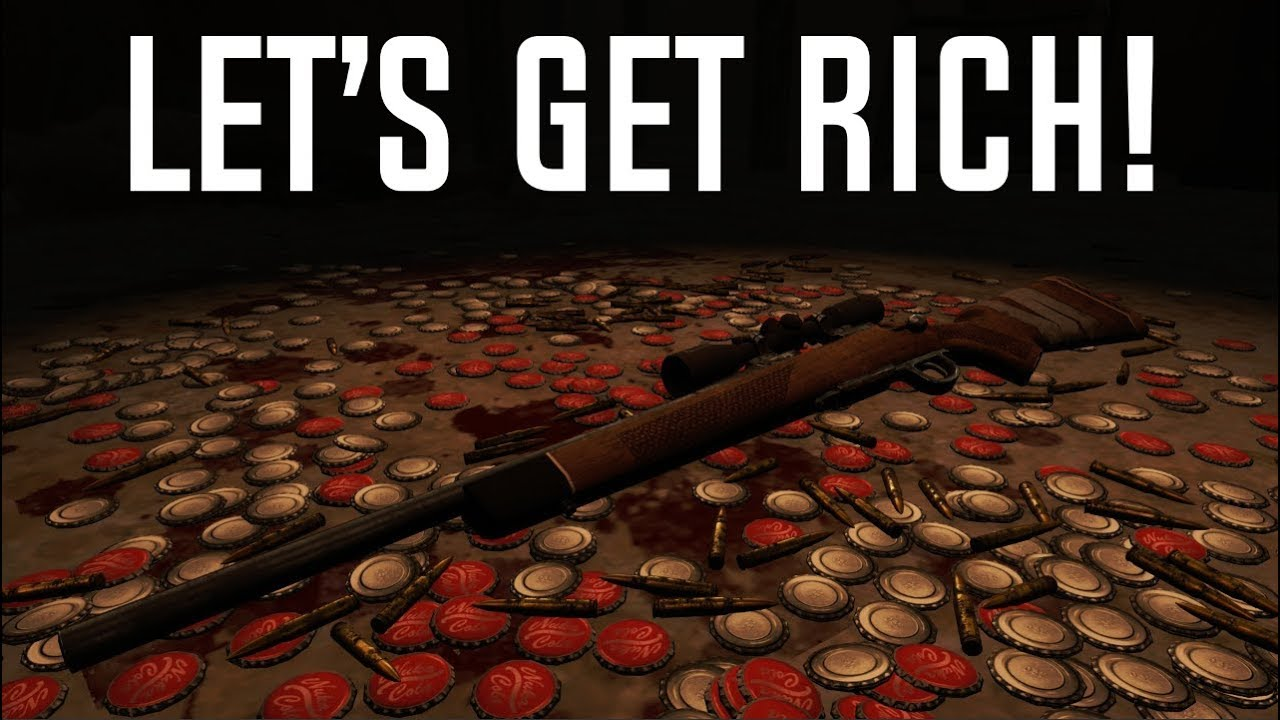 Download Let's get Rich!  (Bountiful Hunter Mod)