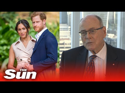 Royal Photographer Arthur Edwards Reveals All On Prince Harry And Meghan Markle Quitting The Royals