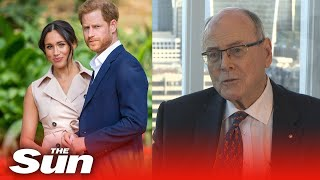 Download Royal photographer Arthur Edwards reveals all on Prince Harry and Meghan Markle quitting the royals Mp3 and Videos