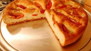 Focaccia Bread With Tomatoes - Italian Recipe By Rossella Rago - Cooking With Nonna