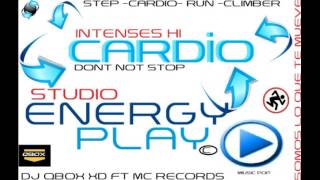 CARDIO STEP RUM  DO NOT STOP  DJ QBOX XD FT