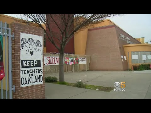 Contract Talks Stall; Oakland Teachers Set to Continue Strike Monday