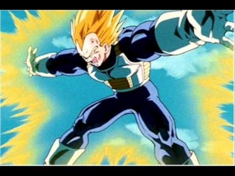 Vegeta Final Flash Theme Song