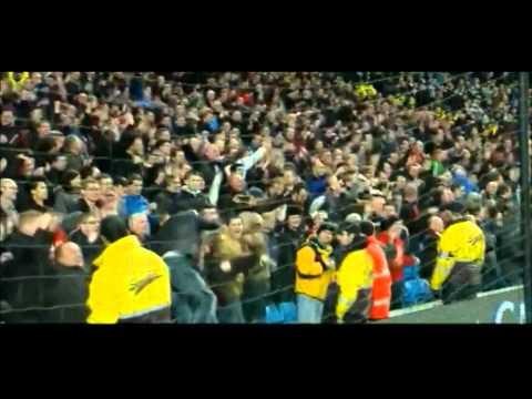 Steven Gerrard Penalty Goal vs Manchester City Carling Cup [HD]