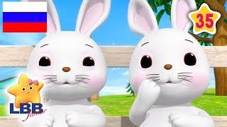 Детские песни   Детские мультики   Песенка про милых животных   Сборник мультиков   Литл Бэйби Бам