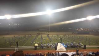 "2015 Del Valle Marching Band - ""Red"" - T-Bird Invitational"