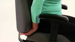 Office Chair General Ergonomic Overview from RFM Preferred Seating