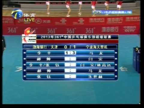 2013 China Super League: Tianjin Vs Ningbo [Full Match]