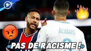 Les accusations de racisme de Neymar envers Alvaro Gonzalez font grand bruit | Revue de presse