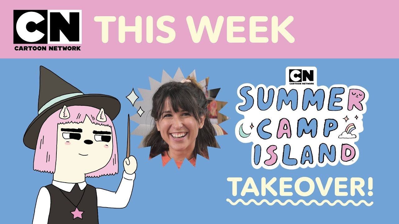 20686314c63 Summer Camp Island Takeover
