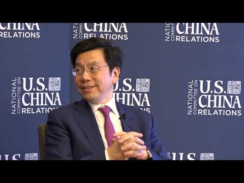 Kai-Fu Lee on the Future of AI in the United States and China ...