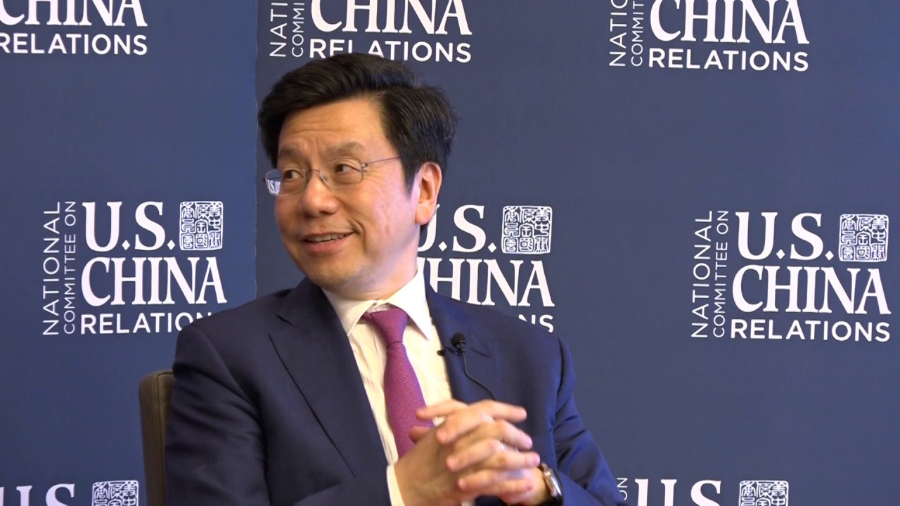 Kai-Fu Lee on the Future of A.I. in the United States and China