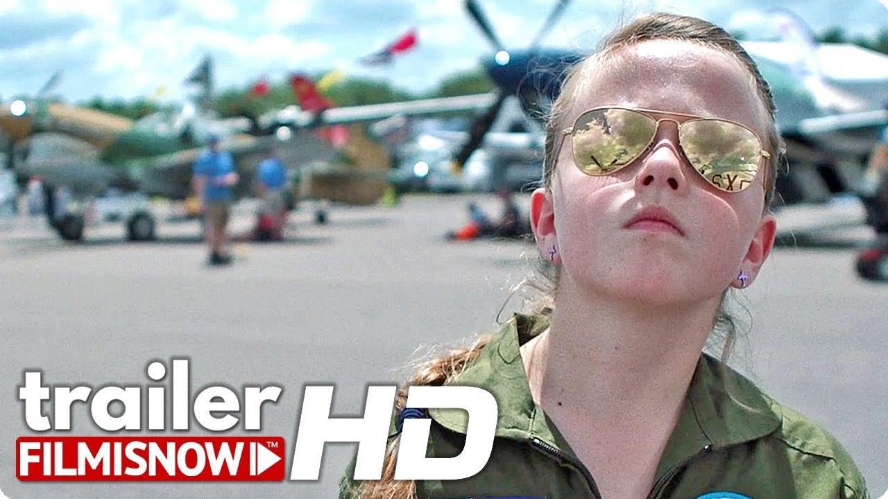 FLY LIKE A GIRL Trailer (2020) Women in Aviation Documentary