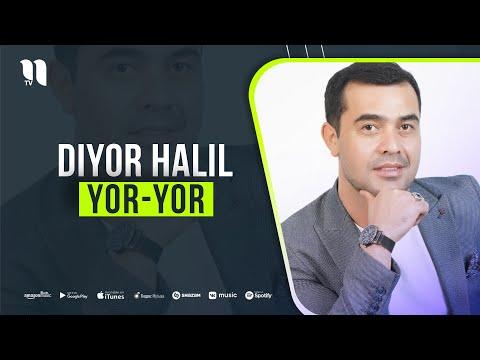 Diyor Halil - Yor