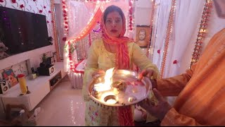 Join Us For Ganpati Bappa's First Aarti   Day 1   Ganpati 2020   Ss Vlogs :-)