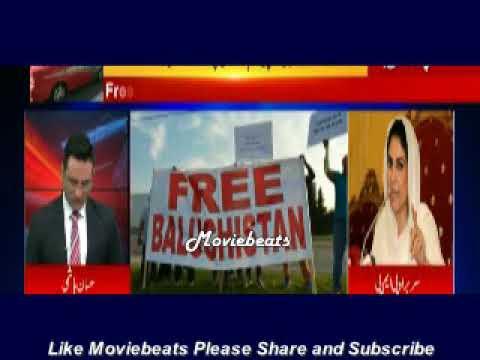 """Pakistani Crying on India Funded """"Free Karachi"""" Campaign in Washington at USA"""