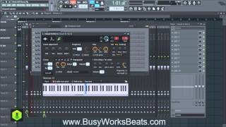 Meek Mill Tutorial using Nexus in FL Studio 12