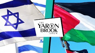 Yaron Lectures: The Israeli-Palestinian Conflict . . . What Is the Solution?