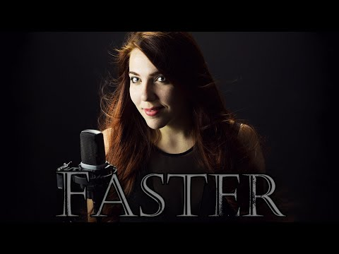 Within Temptation  -  Faster (Cover by Alina Lesnik feat. The Silverlight Studio)