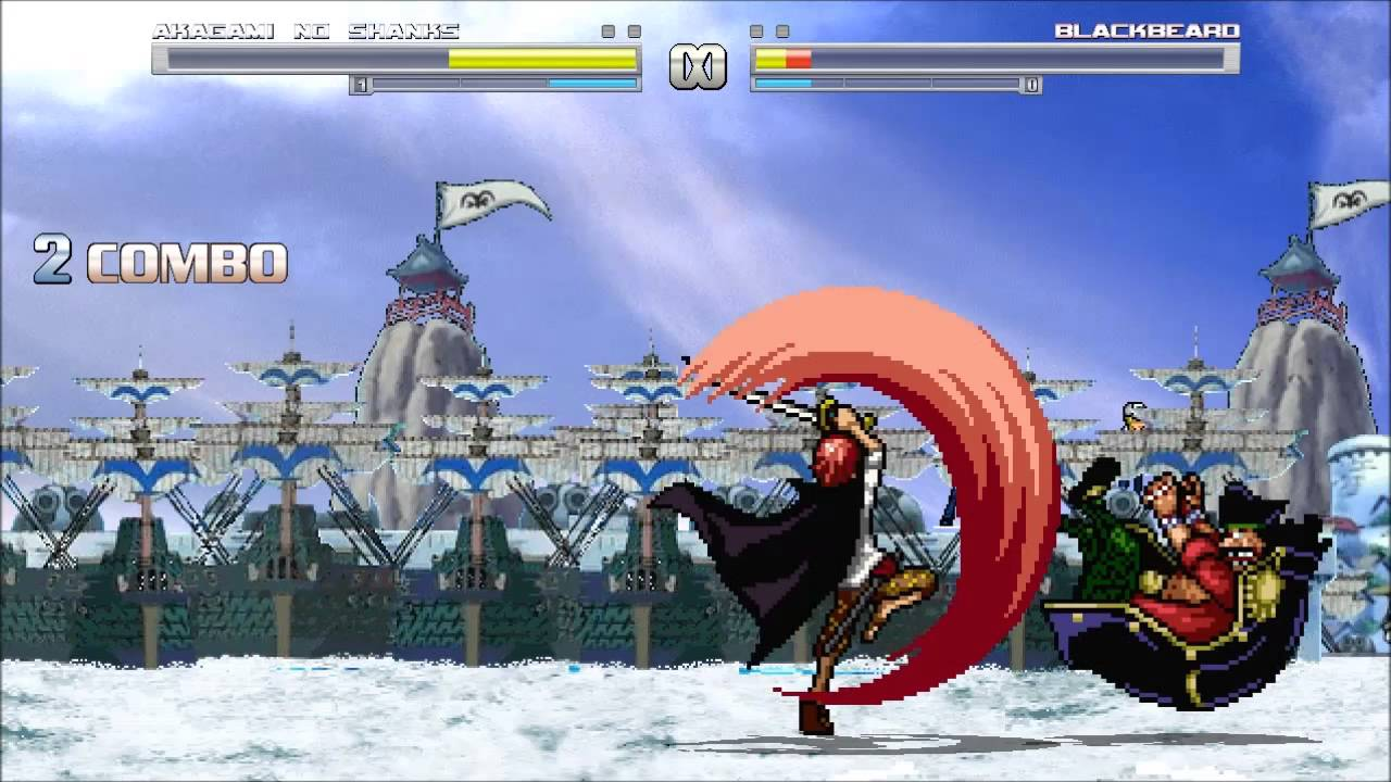 Naruto mugen 2013 pc the new era 3d (game).