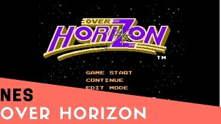 NES Longplay #75: Over Horizon