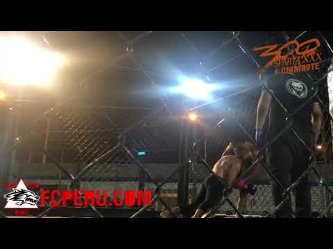 300 Sparta 30 -  Ramiro Moncada Vs Jorge Sandoval