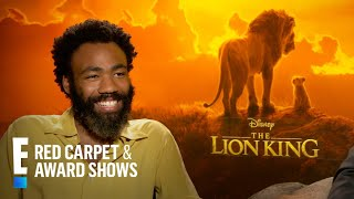 """Baixar Donald Glover Is """"Feeling Great"""" After """"The Lion King"""" Premiere 