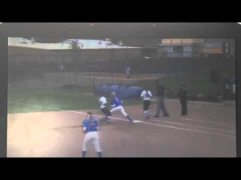 Kayla Clausen Diving Catch