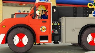 Fireman Sam US New Episodes HD | The Great Guinea Pig Rescue | Animal safety! | Kids Movies