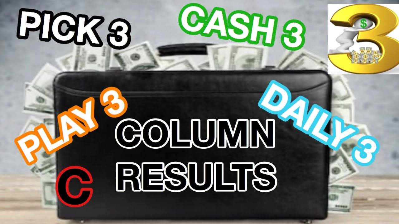 CASH 3 NEW!! STRATEGY!! WORKING GREAT!! YOU WILL WIN!! MUST SEE!!