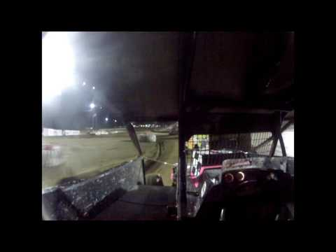 Woodhull Raceway Crate Feature 4/15/2017