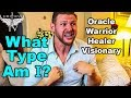 How To Get People To Like You - Oracle, Warrior, Healer, Visionary Personality Types