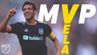 Carlos Vela is the 2019 MLS Most Valuable Player!