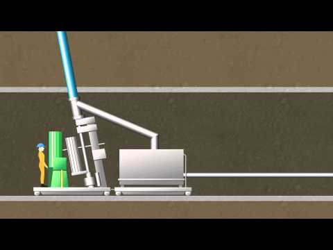 Cameco Fuel Cycle - Jet Bore Mining