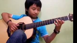 The Third Man Theme - Sungha Jung