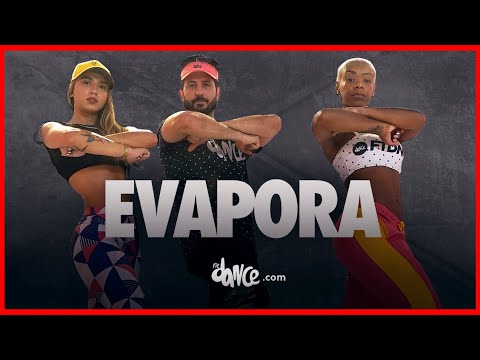 Evapora - IZA Ciara and Major Lazer  FitDance SWAG  Choreography