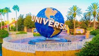EMPTY DAY AT UNIVERSAL ORLANDO!!!! | October 2018 VLOG