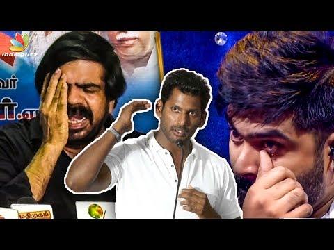 Producer's Council Ignored Simbu Issue : T Rajendar Angry Speech | Vaalu Movie