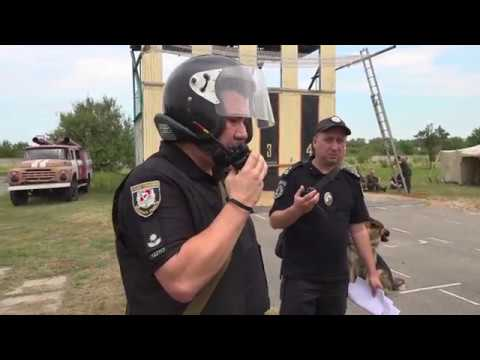 Поліція Луганщини: 25.06.2019_На Луганщині правоохоронці провели першу частину тактико-спеціальних навчань